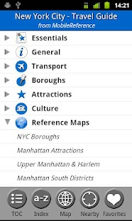 New York City - Travel Guide - screenshot thumbnail