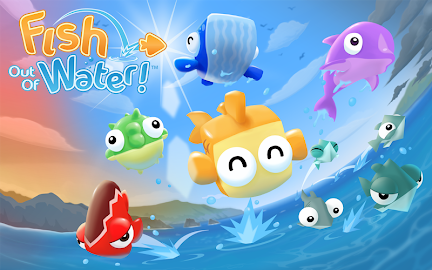 Fish Out Of Water! Screenshot 6