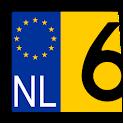 Kenteken opzoeken logo