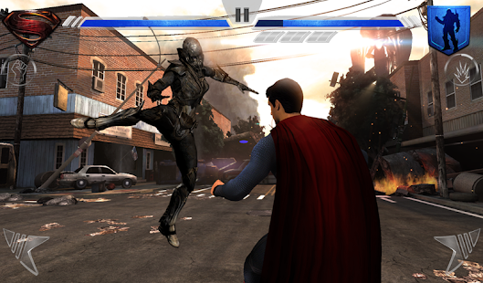 Man of Steel- screenshot thumbnail