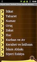 Screenshot of Büyük İslam İlmihali (ÖNB)