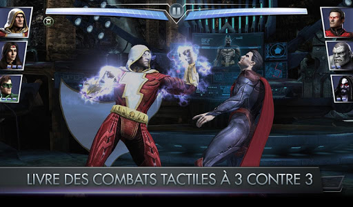 Injustice: Gods Among Us  code Triche 2