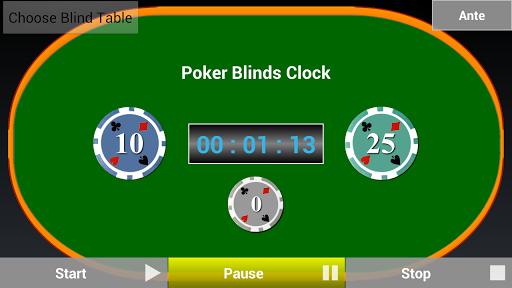 Programma timer poker gratis