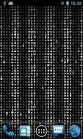 Screenshot of Digital Matrix Live Wallpaper