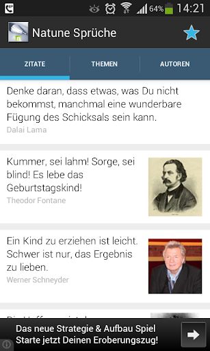 Sprüche Zitate - Natune.net