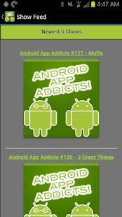 Android App Addicts Companion - screenshot thumbnail