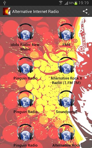 Alternative Internet Radio
