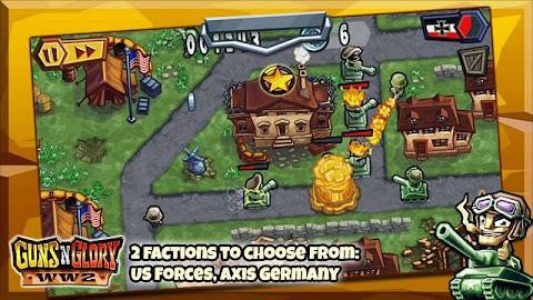 Guns'n'Glory WW2 Screenshot 2