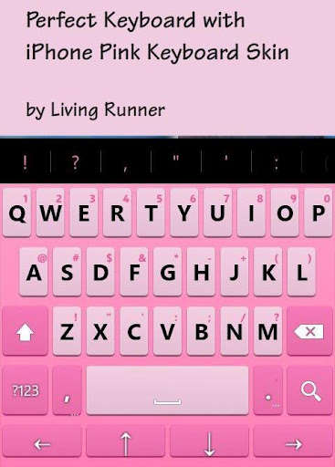 Cool Pink 6 Keyboard Skin