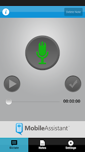 TALK IT By Mobile Assistant- screenshot thumbnail