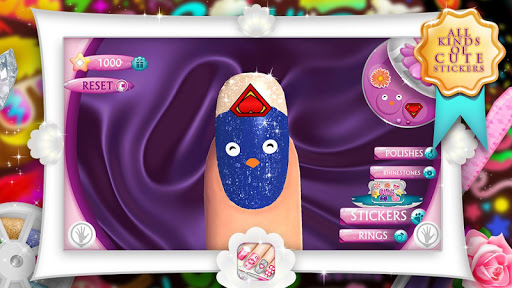 Fashion Nails 3D Girls Game 8.0.1 screenshots 9