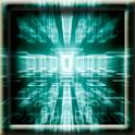 3D Illuminated Cubes LWP logo