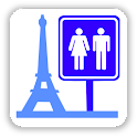 Toilets in Paris logo