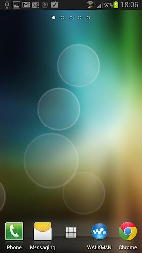 Galaxy S3 AMOLED Nexus Sense v1.0