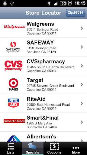 Grocery Pal (In-Store Savings)  screenshots 2
