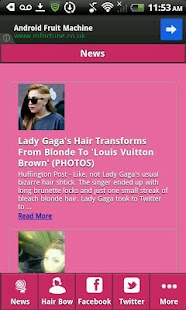 Lady Gaga Laid Bare! - screenshot thumbnail
