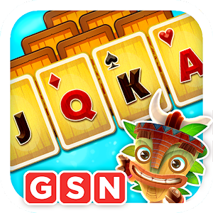 Solitaire TriPeaks by GSN 紙牌 App Store-癮科技App