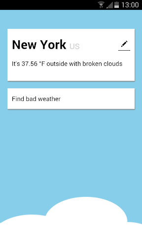 Bad Weather Free