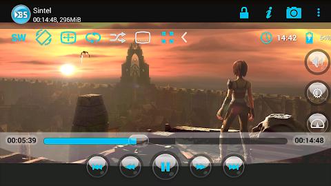 BSPlayer Screenshot 4