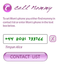 Call Mommy - screenshot thumbnail