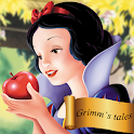 Grimm's tales with pictures logo