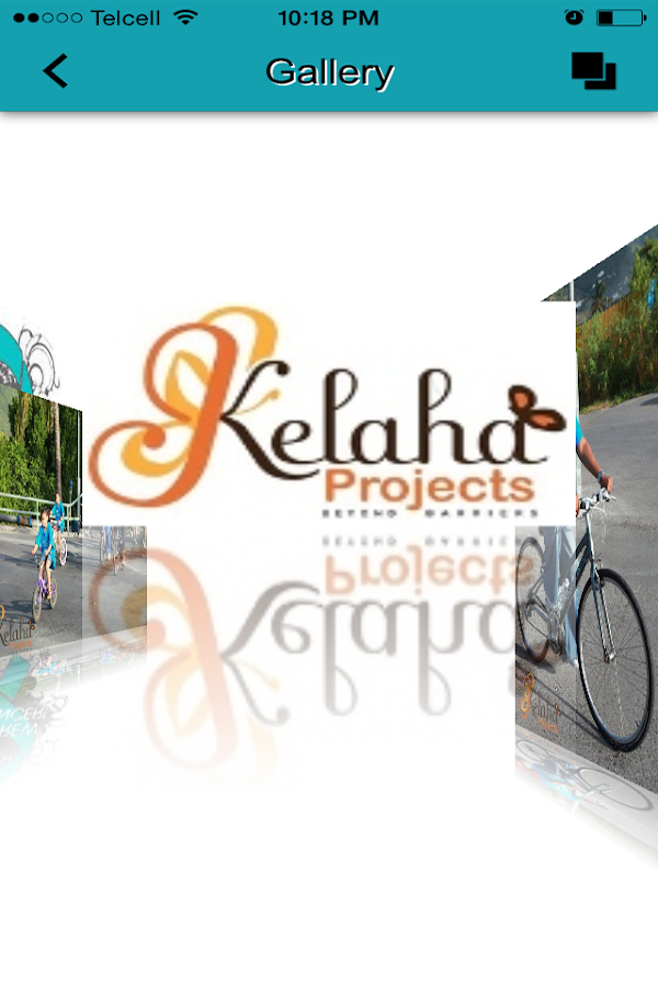 Kelaha Projects- screenshot