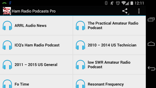 Amateur Radio Podcasts Pro