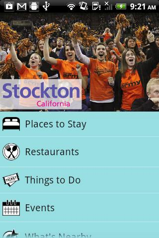 Stockton California Guide
