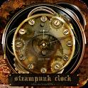 スチームパンクアナログ時計ウィジェット icon