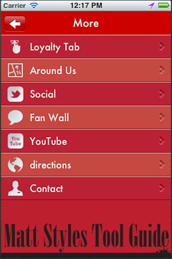 玩商業App|Matt Styles Tool Guide免費|APP試玩