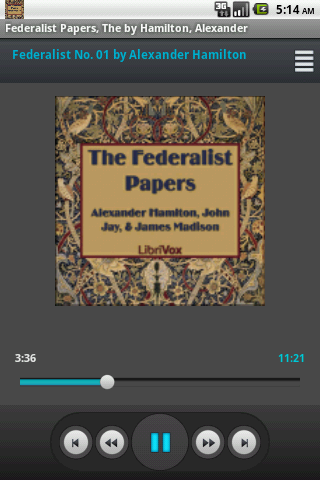 The Federalist Papers Librivox