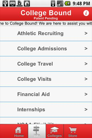 College-Bound - screenshot