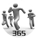 Pedometer Walkingbook Pro 365 icon