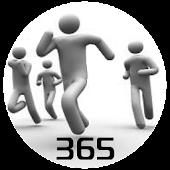 Pedometer Walkingbook Pro 365