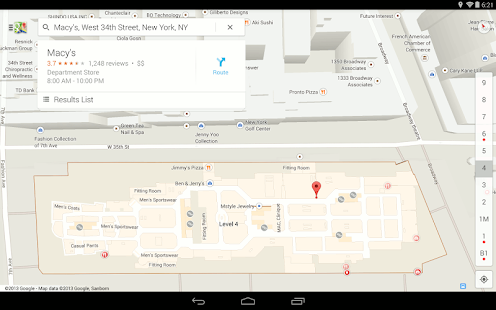 Google Maps v8.2.0 build 802003413