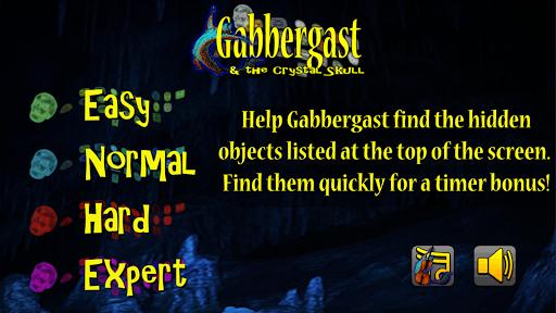 Gabbergast the Crystal Skull