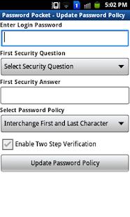 Password Pocket Premium - náhled