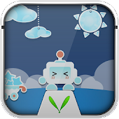 Blue Sky Theme-Locker Master