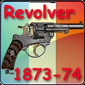 Revolver français mod. 1873-74
