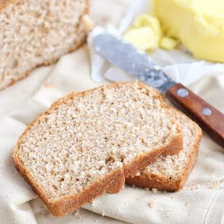 The Tastiest (100%) Whole Wheat Bread.
