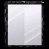 Symmetrical Mirror