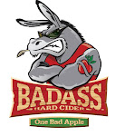 Logo for Badass Hard Cider
