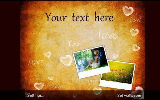 Modern Romantic LWP Full