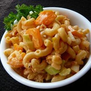 Tangy Catalina Pasta Salad
