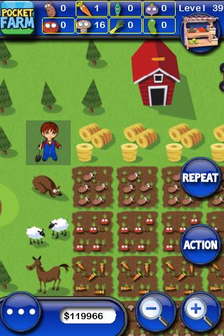 Pocket Farm Lite- screenshot