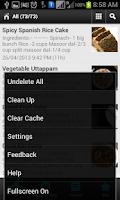 Screenshot of Indian Tasty Native Recipes