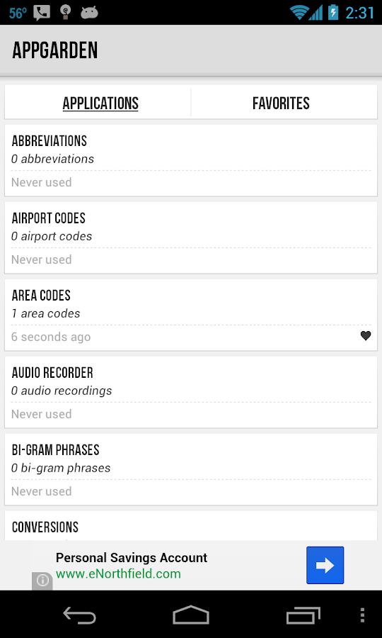 AppGarden - App Box - screenshot