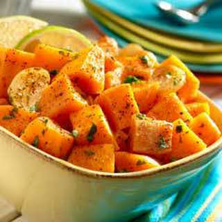 Grilled Southwest Sweet Potatoes.