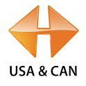 NAVIGON USA&CAN logo