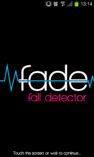 Fade: fall detector- screenshot thumbnail